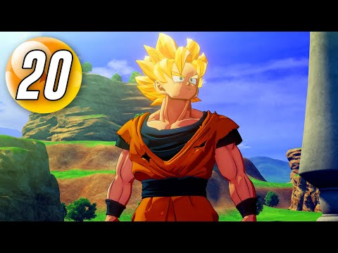 Dragon Ball Z: Kakarot - Part 20 - THE CELL GAMES