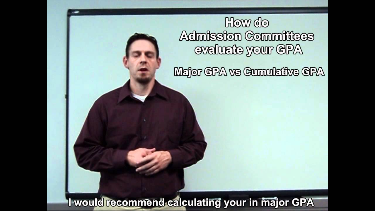 How To Calculate Gpa And How Do Admissionmittees Evaluate It