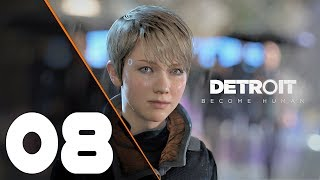 Detroit: Become Human / Part #8 - Dom Adamsów