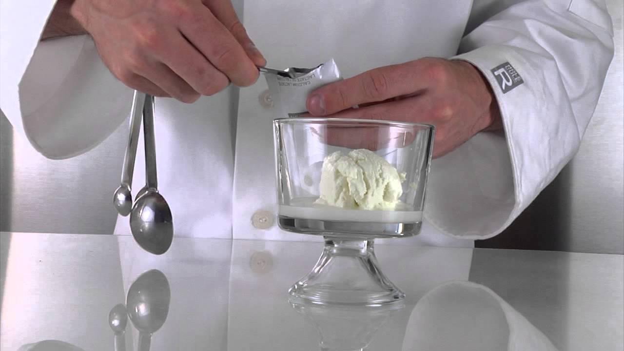 Cuisine mol culaire ravioles de fromage de ch vre youtube for Cuisine moleculaire
