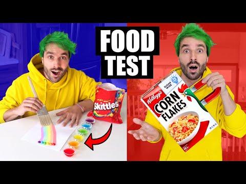je-teste-des-expÉriences-scientifiques-avec-de-la-nourriture---partie-4