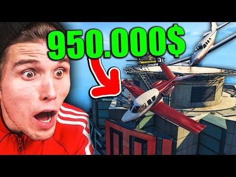 Er ZERSTÖRT mein neues 950.000$ FLUGZEUG | GTA 5 Online