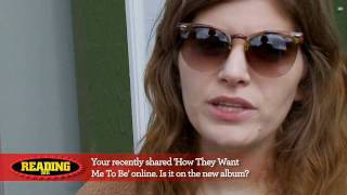 Best Coast Interview - Reading Festival 2011