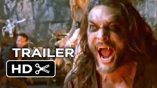 Wolves TRAILER 2 (2014) - Jason Momoa, Lucas Till Horror Movie HD