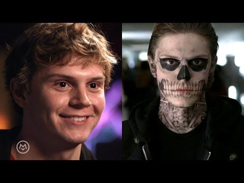 American Horror Story's Evan Peters Has Some Secrets  Speakeasy