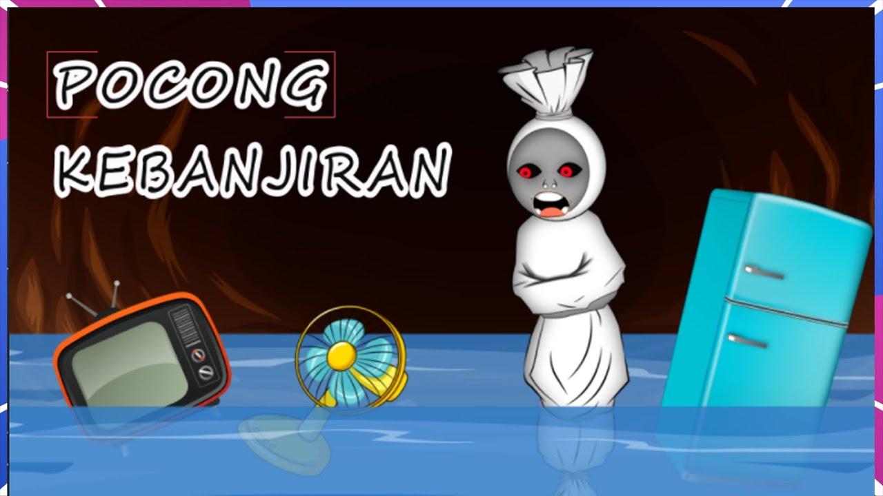 Vespa Tua Berhantu Kartun Horor Lucu By Mawarosa 80