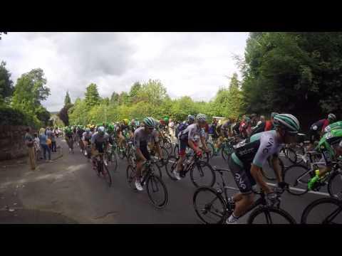 Tour of Britain 2016 - Stage 3 - Alderley Edge Hill
