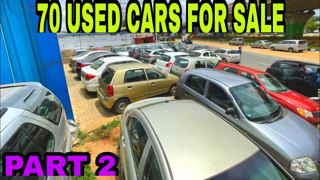 70 Used Cars At Challenging Prices In Bengaluru | Hyundai i20,Alto 800,K10,Swift And Many More 💥