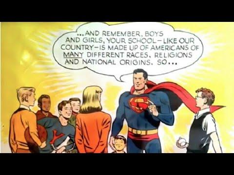 Superman Vs KKK