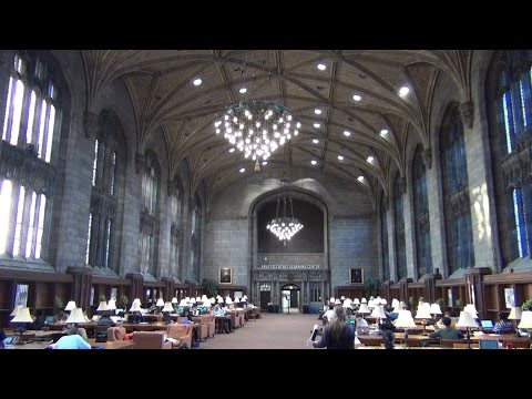An HD Tour of the University of Chicago