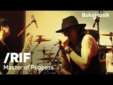 BukaMusik: /rif Band - Master of Puppets (Metallica Cover)