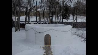 Firepit Snowfort 2014