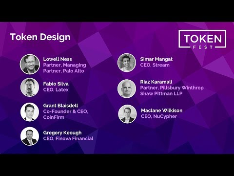 Panel Discussion - Token Design 2