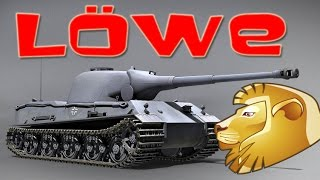 Fajowe Czołgi Premium #38 - Löwe