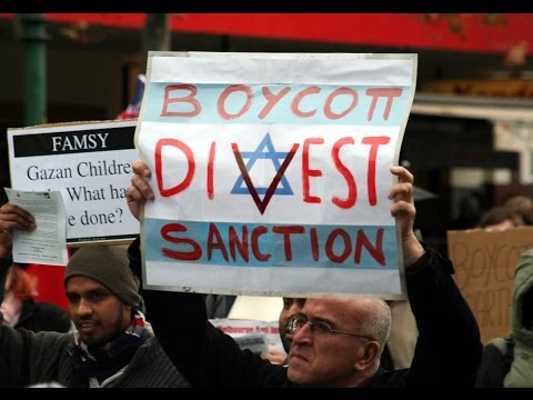 Israel BDS Debate: Hate Group or Peace Movement?