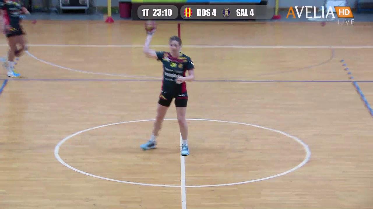 Serie A1F [6^]: Dossobuono-Salerno 20-27
