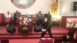 Smokie Norful Justified - Mime PWDM HolyFire Minister
