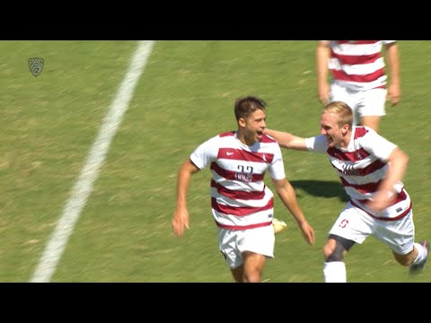 Recap: No. 5 Stanford men's soccer nets three goals in win over Yale