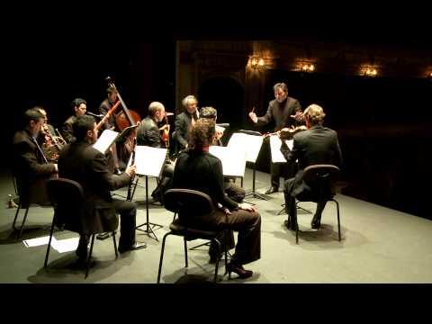 BENJAMIN BRITTEN, Sinfonietta op.1