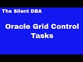 Oracle Grid Control Tasks