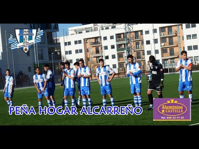 HOGAR ALCARREÑO 0-0  C.D. YUNCOS  . 19 MARZO 2021  PEÑA HOGAR ALCARREÑO . ALUMINIOS CASTILLA