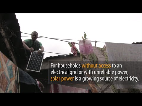 Off-grid solar power is gathering steam in Africa, what's next?