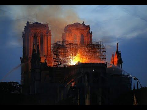 法国人今天只有心痛(明镜连线   20190415)