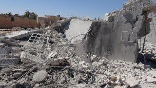 أخبار عربية   الأسد يواصل قصف #درعا ومجلس المحافظة يعلنها منطقة منكوبة
