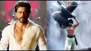 Shah Rukh Khan Thanks Bahubali Team for the Inspiration spl youtube video news