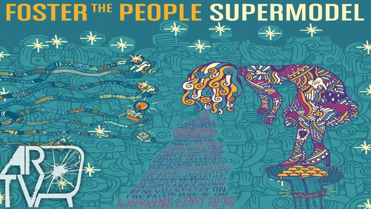 """Foster The People """"Supermodel"""" (ALBUM REVIEW) - YouTube"""