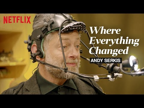 Where Everything Changed with Andy Serkis | Mowgli | Netflix