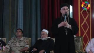 صور وفيديو| جامعة بني سويف تحتفل بذكرى ثورة 30 يونيو بحضور المحافظ