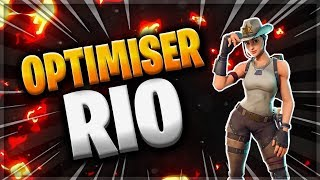 OPTIMISER RIO GACHETTE FACILE - FORTNITE SAUVER THE WORLD