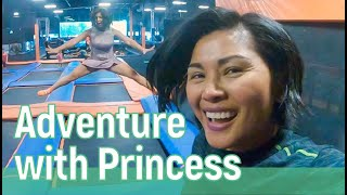 Kakaibang Adventure sa L.A. with Princess Punzalan // Alice Dixson