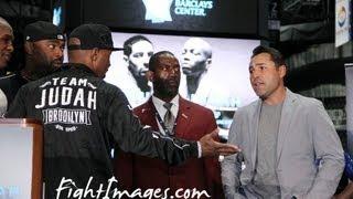 Download ZAB JUDAH goes off on Oscar De La Hoya & GBP at the GARCIA VS JUDAH Final Presser! Mp3 and Videos