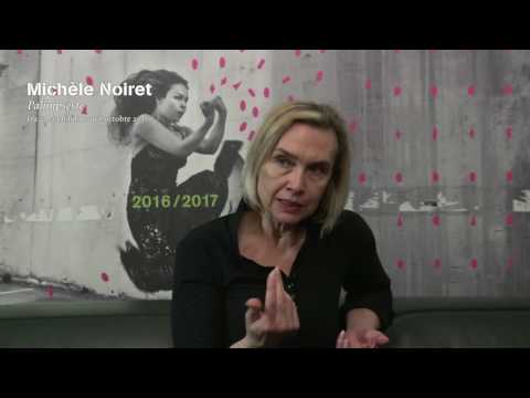 Michèle Noiret présente Palimpseste#1 - Chaillot (mai 2016)