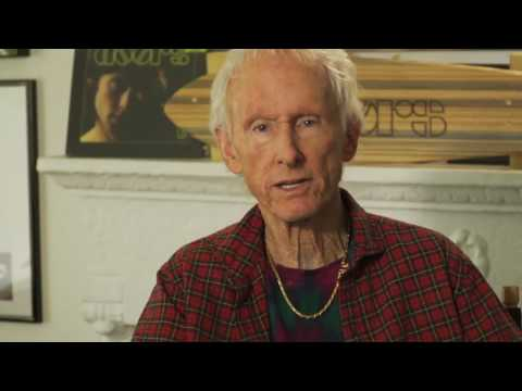 "' Robby Krieger Discusses Writing ""Light My Fire"""