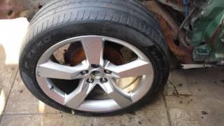 G Body with 2010 Camaro wheels