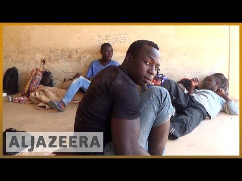 🇳🇪 Niger refugees: Hundreds hope for a new life in Europe | Al Jazeera English