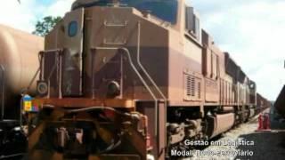 PAP 2011 - Transporte Rodo-Ferroviário