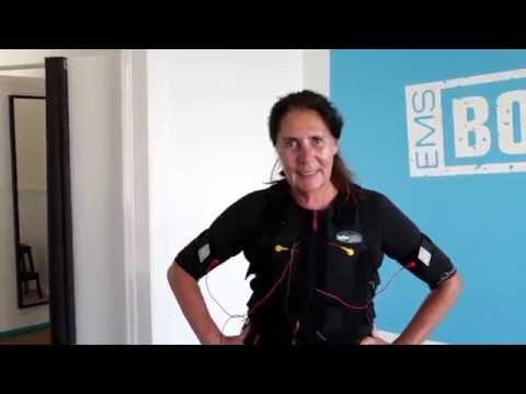 Månedens EMS BodyPOWER Medlem - Janni