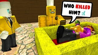 THE MURDER MYSTERY ROBLOX STORY!