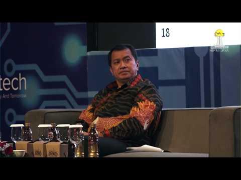 Diskusi Sesi Kebangsaan - Diklatda 2018 HIPMI Jaya