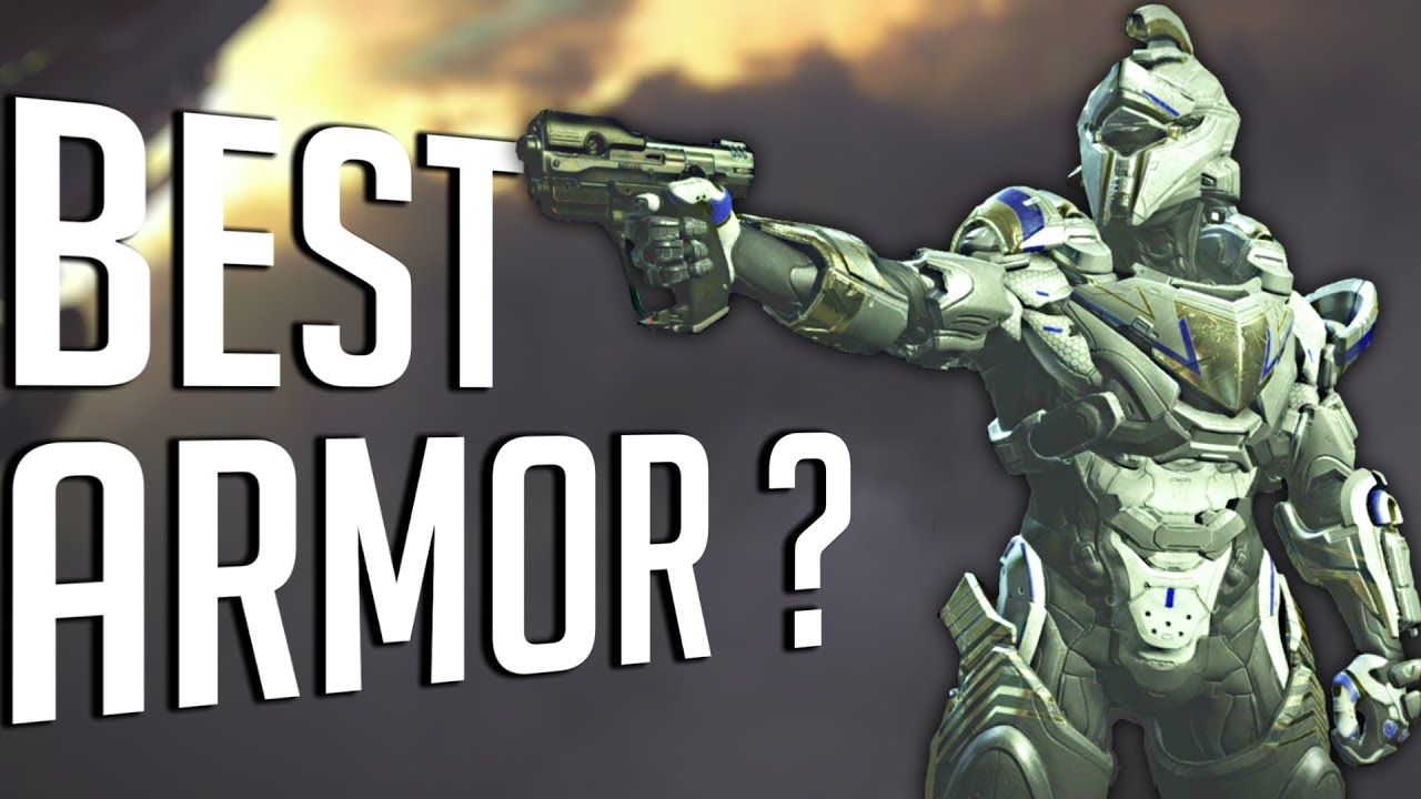 The Best Armor In Halo 5 Keeps You Alive Revisted