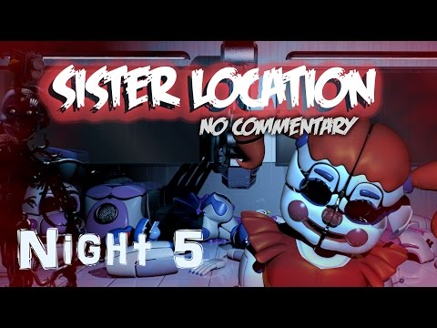 Fnaf Sister Location Online No Download