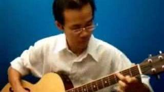 Amazing Grace Guitar Solo - FBPNW08 - http://williamkok.com