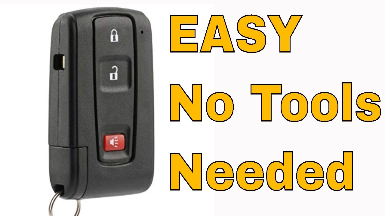Toyota Prius 2004 2005 2006 2007 2008 2009 spare key programing, new key  programing, immobilizer