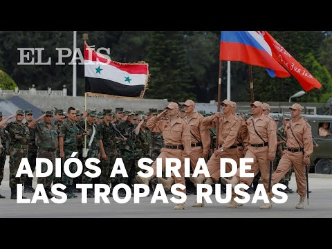Putin: Adiós a las tropas rusas de Siria | Internacional