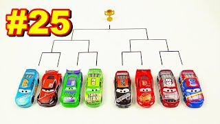 Cars 3 Toys Speedway Race Tournament Vol.25 Buck Bearingly Tim Treadless H.J.Hollis Phil Tankson