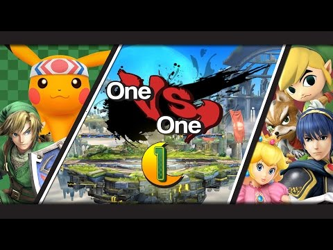 Super Smash Bros. Wii U | Vs. BlueKokirii #1